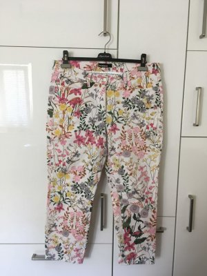 Cambio Jeans 7/8 Length Jeans multicolored