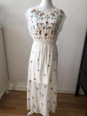 Blüten-Sommerkleid