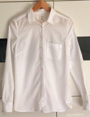 blütenweißes Boyfriend-Hemd von GAP - sehr guter Zustand!
