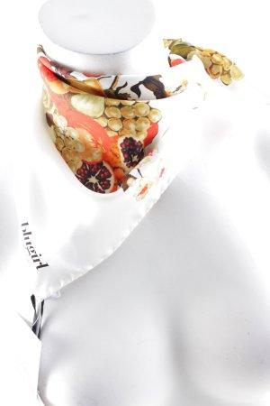 Blugirl Blumarine Seidentuch florales Muster Casual-Look