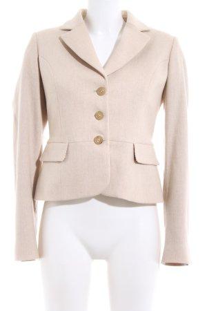 Blugirl Blumarine Wool Blazer natural white business style
