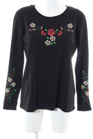 Blugirl Folies Longsleeve flower pattern casual look