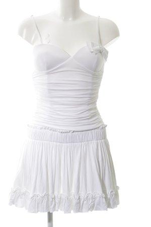 95da3126d8d3 Blugirl Folies Minikleid weiß Party-Look