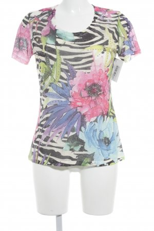 Bluhmod Camiseta estampado floral look casual