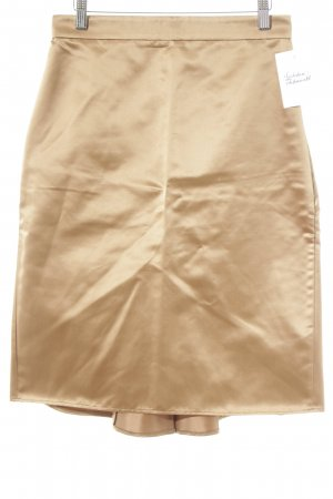 Blumarine Pencil Skirt bronze-colored elegant