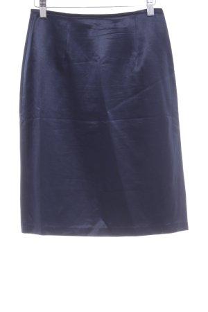 Blumarine Pencil Skirt dark blue business style