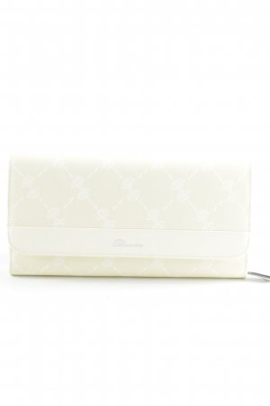 Blumarine Clutch hellgelb Casual-Look