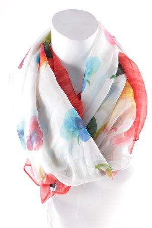 Blumarine Foulard motif floral style décontracté