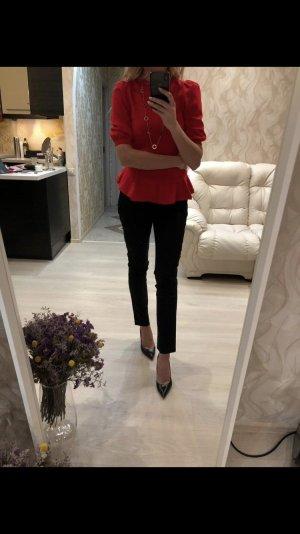 Blumarine Jersey Pants black