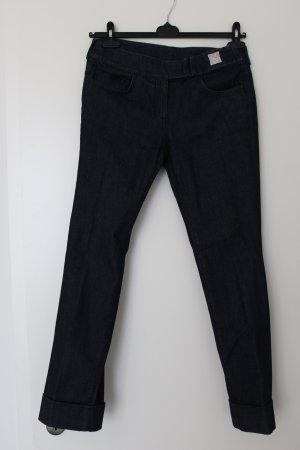Blumarine Jeans - Dunkelblau mit Swarovski Gr. 36/38