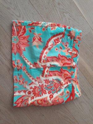 Blumarine Minifalda multicolor Algodón