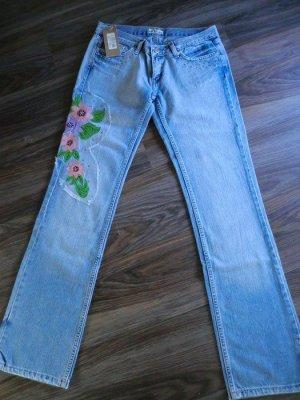 Blumarine Jeans * Swarovski * Neu m. Etikett * Gr. 30