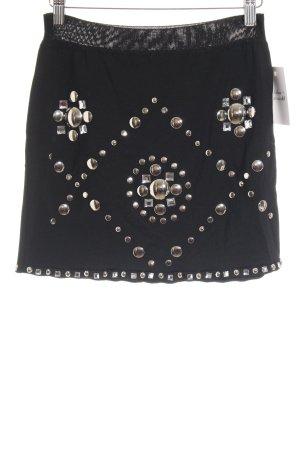 Blumarine Minirock schwarz Elegant