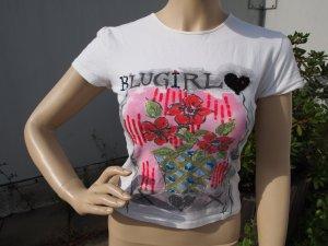 Blumarine, Shirt, Größe 34, Made in Italy