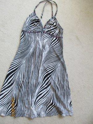 Blumarine Strandkleding zwart-wit