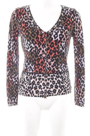 Blumarine Rebeca estampado de leopardo estilo extravagante