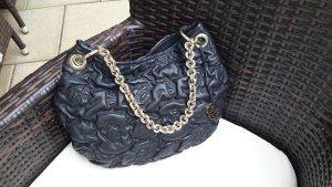 BLUMARINE Tasche schwarz/gold neuwertig. NP €800,- HINGUCKER!!!