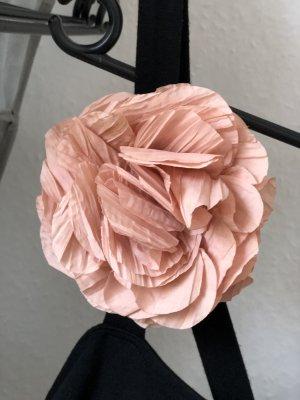 Bijou Brigitte Brooch dusky pink-pink