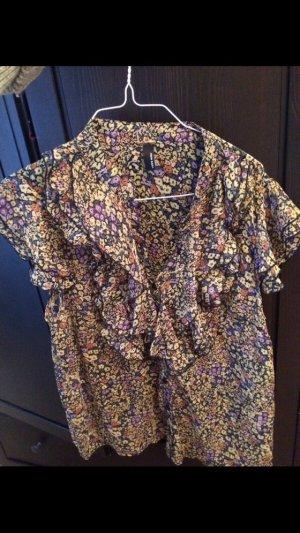 Vero Moda Ruffled Blouse multicolored
