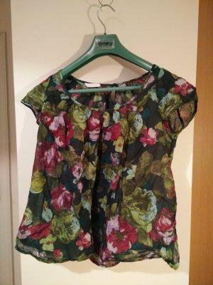 Blumen Bluse Promod