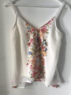 Blumen Blusen Shirt