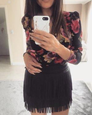 Zara Camicetta body multicolore