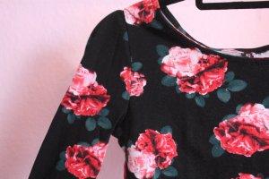 Blumen-Croptop von H&M