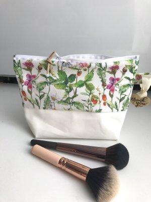 Blumen Garten Print Blogger Tasche Kosmetiktasche Diy Reisetasche