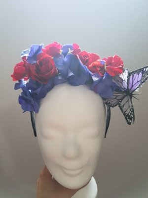 Headdress multicolored