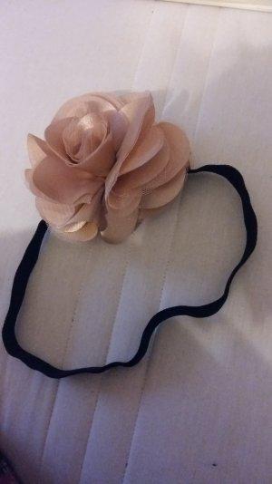 Blumen Haarschmuck rose