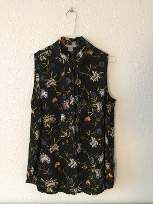 H&M Camicia a maniche corte multicolore