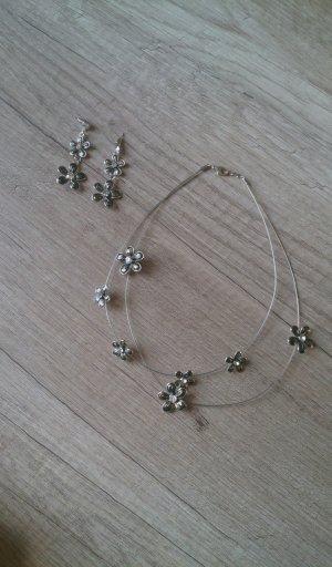 Bijou Brigitte Chain silver-colored-anthracite