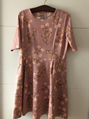 Blumen Kleid Gr.46