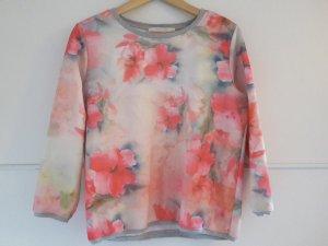 Blumen Pullover Reserved Flower bunt