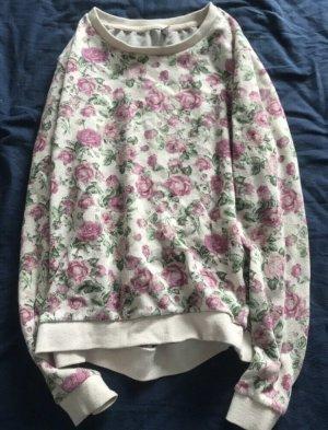 Jersey largo rosa claro