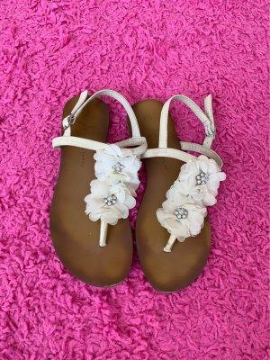 Atmosphere Flip-Flop Sandals white-cream