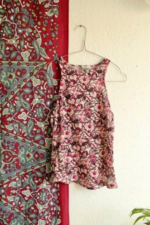 Blumen Top / Zara