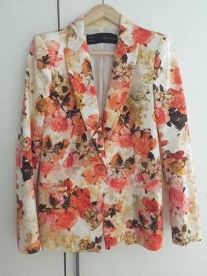 Blumen Zara Blazer Gr.M wie neu