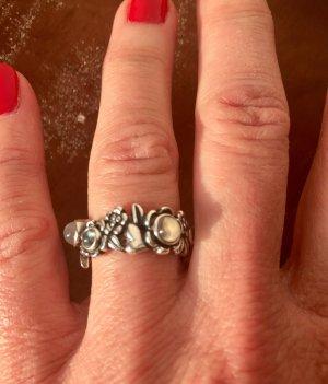 Blumenband Ring von Pandora