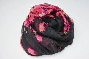 Blumengemusterter Schal