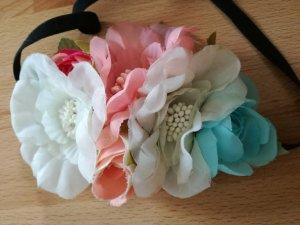 Blumenhaarband für Festivals