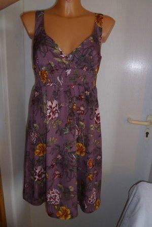 Blumenkleid H&M Kleid, Minikleid,Gr.S/36,Minikleid, Empirekleid,Neu Kleid