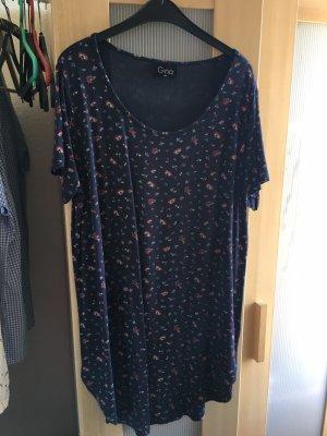 Blumenkleid/ längeres T-Shirt