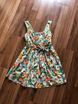 Blumenkleid Sommerkleid topshop