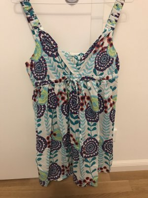 Pepe Jeans Babydoll Dress multicolored