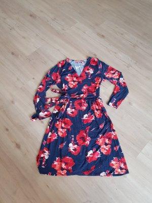 Blumenkleid, wickel Kleid, Orsay  Kleid sale