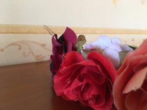 Blumenkranz l Festival l Haarschmuck l große Blüten
