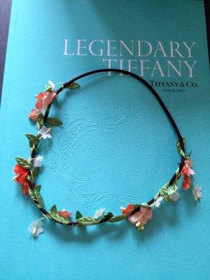 Blumenmädchen Haarband