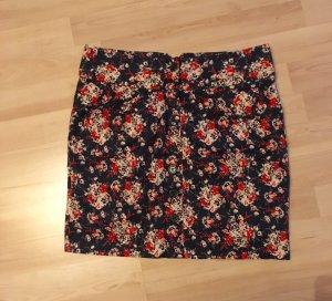 Blumenrock Vero Moda in Größe 38