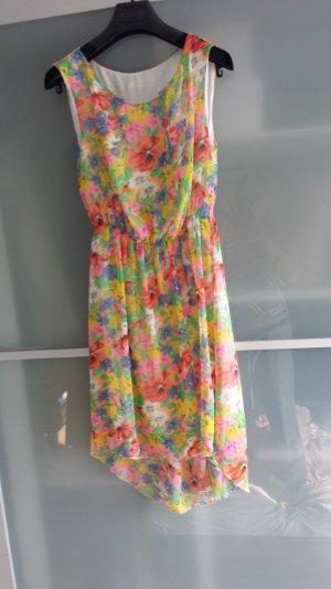 Blumenwiese Kleid /Strand/Bunt/Sommerlich